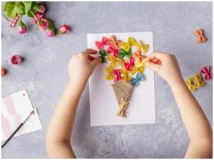 Tulipany dla Mamy | Kreatywnie w domu