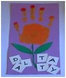 Kama: zabawy plastyczne z dziećmi – laurka na Dzień Ojca - różne ...